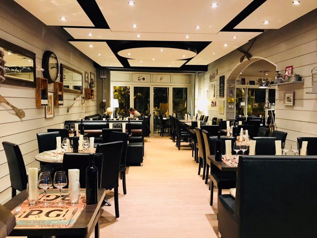 Restaurant le Lavandou 83