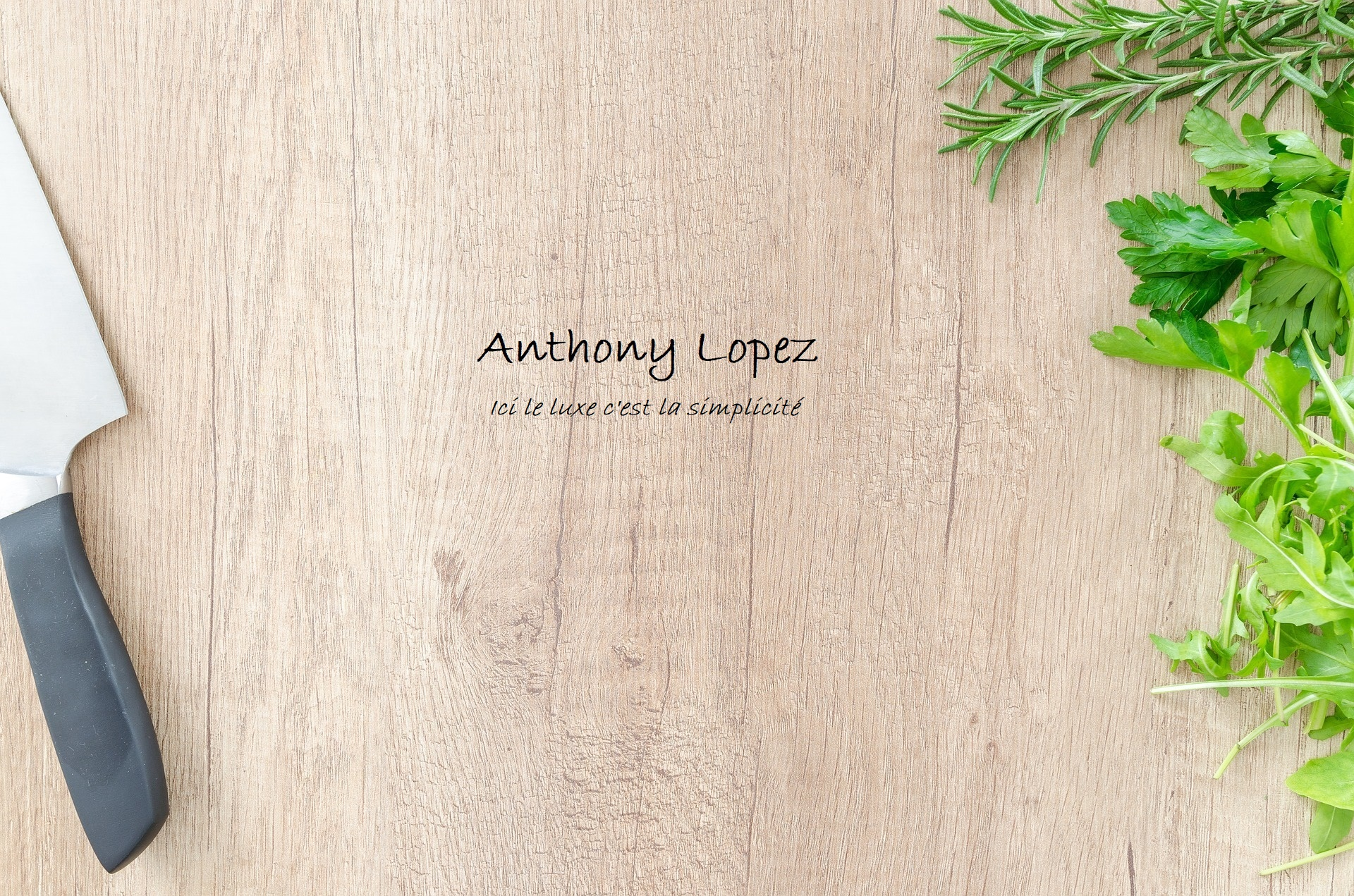 Anthony Lopez