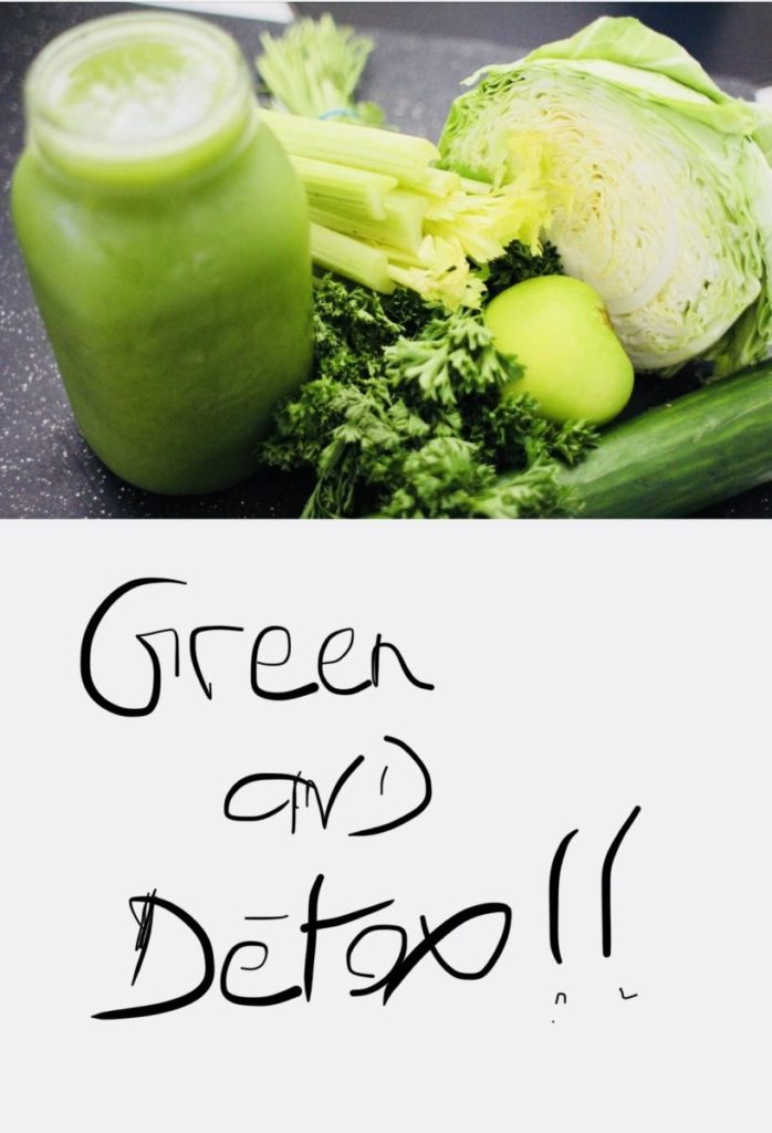 Green and detox