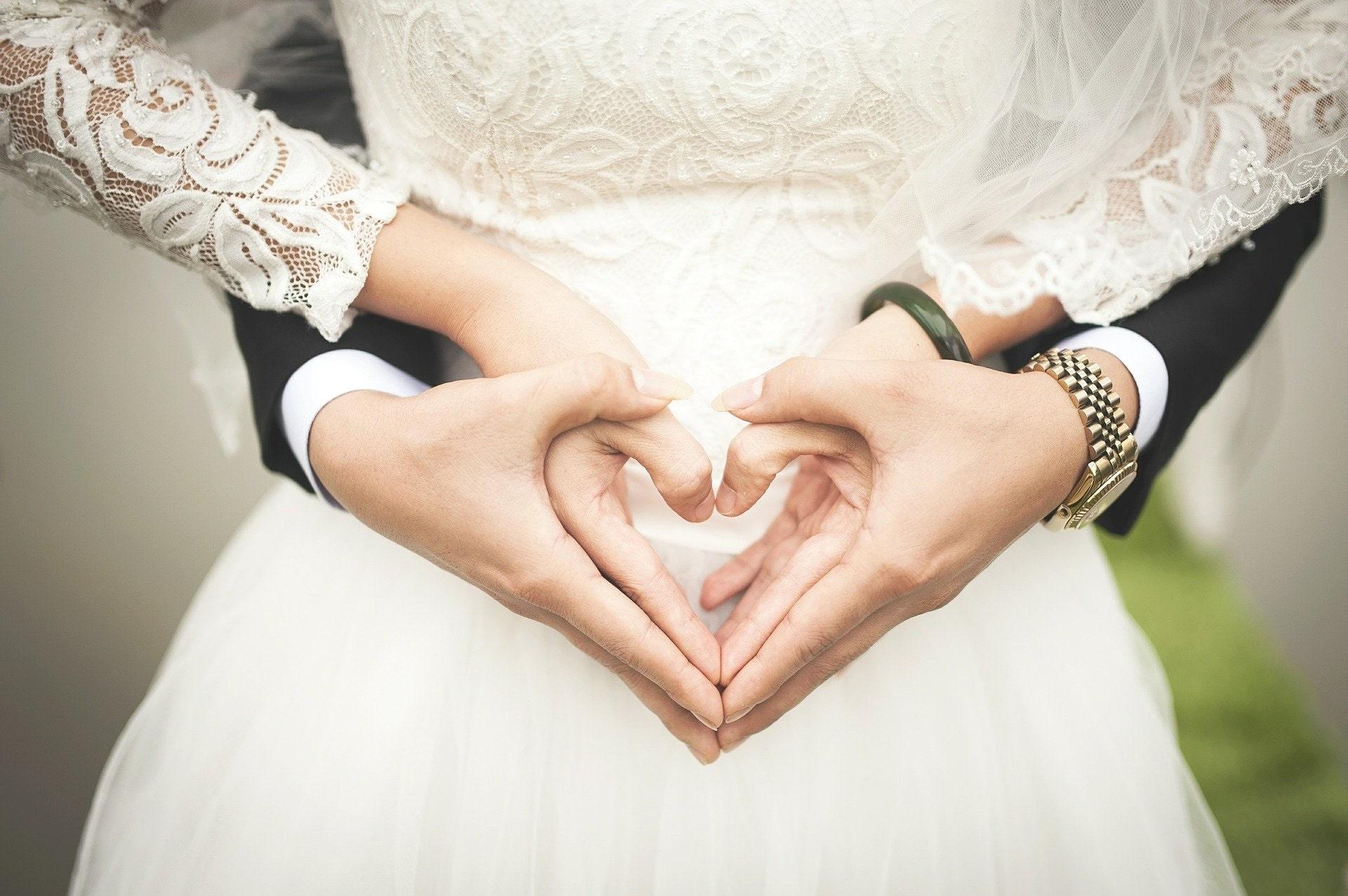 Mariage avec Anthony Lopez